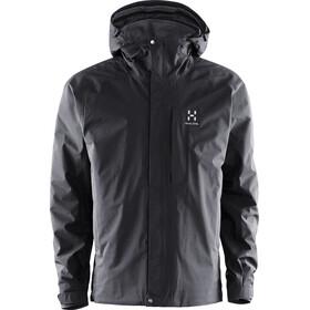 """Haglöfs M's Stratus Jacket True Black"""